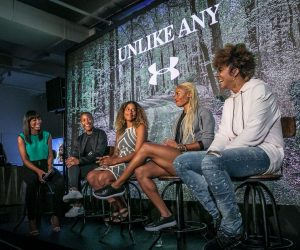 « Unlike Any » – La nouvelle campagne d'Under Armour signée Droga5 qui donne le tournis