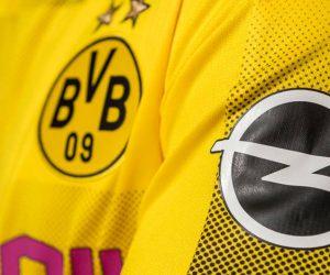Opel nouveau sponsor manche du Borussia Dortmund