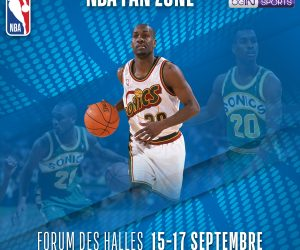 Un air de NBA à Paris du 15 au 17 septembre 2017