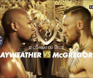 Quelle audience pour le combat Mayweather VS McGregor sur Canal+ ?
