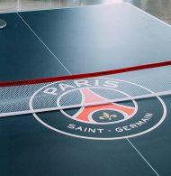 Le PSG poursuit sa stratégie de licensing en déclinant sa marque en table de ping-pong avec Cornilleau