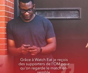Interview – Karim Cherifi, président de Watch Eat