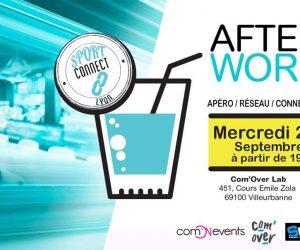 Event – «Sport Connect Lyon» vous accueille mercredi 20 septembre pour son afterwork de rentrée