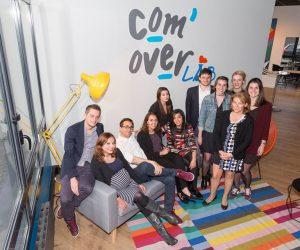 De nouveaux budgets et un lancement réussi du «Lab» pour l'agence Com'Over