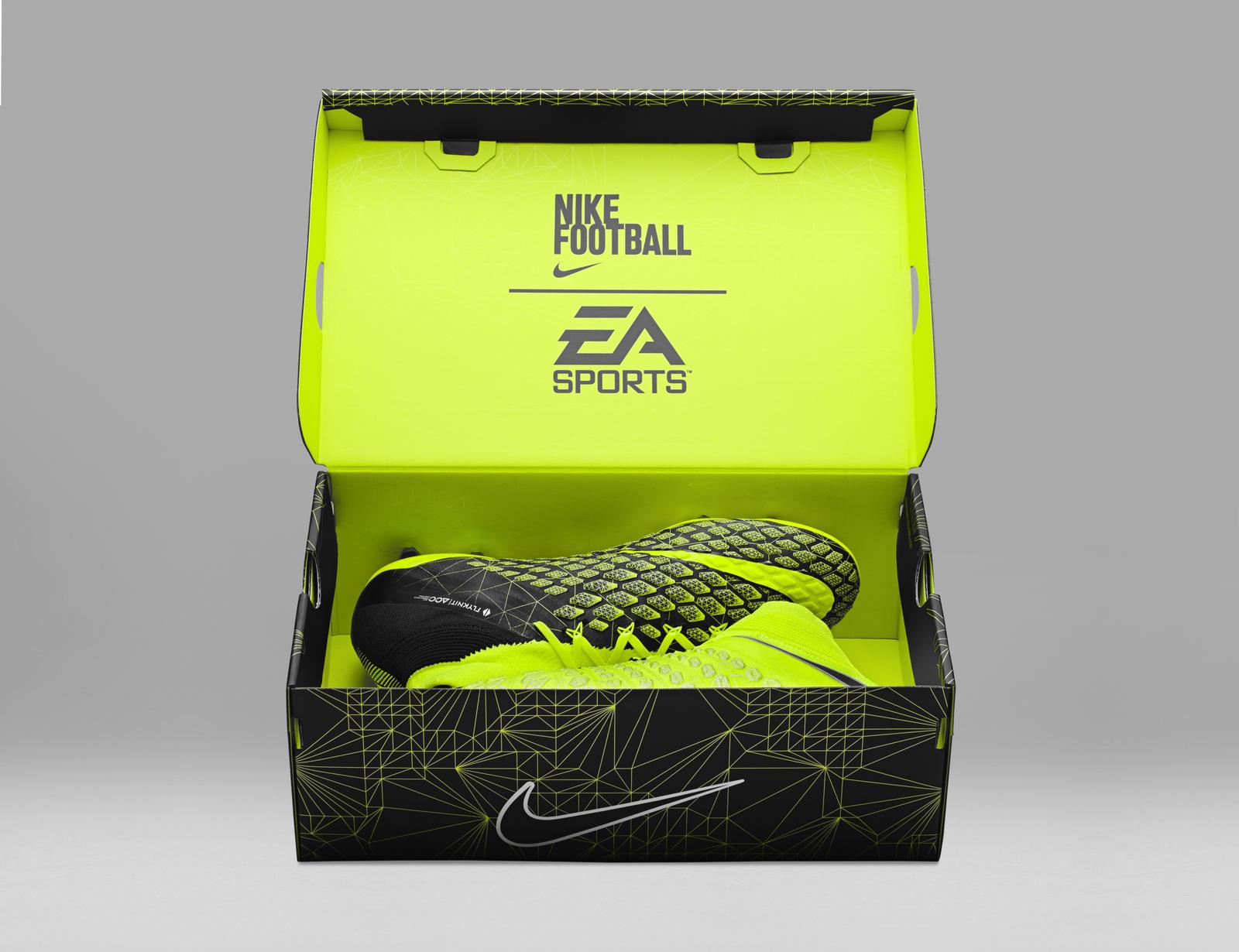 Ea Paire Nike Sports Sort Nouvelle Crampons Cavani Pour Et Une De 35LqcRS4Aj