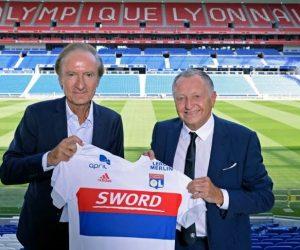 Un nouveau sponsor maillot pour l'OL Féminin en Ligue des Champions