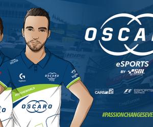 Oscaro s'offre le Naming d'une équipe eSport spécialisée dans les simulations de sport automobile