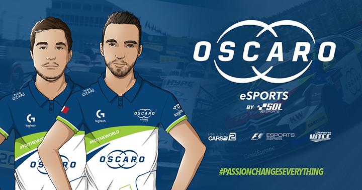 Oscaro s 39 offre le naming d 39 une quipe esport sp cialis e dans les simulations de sport - Piece auto bailleul ...