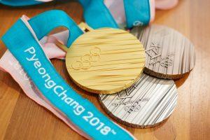JO PyeongChang 2018 – Voici les médailles qui seront remises aux athlètes