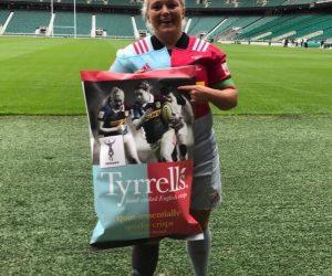 Une marque de chips s'offre le Naming du 1er championnat anglais de rugby féminin à XV