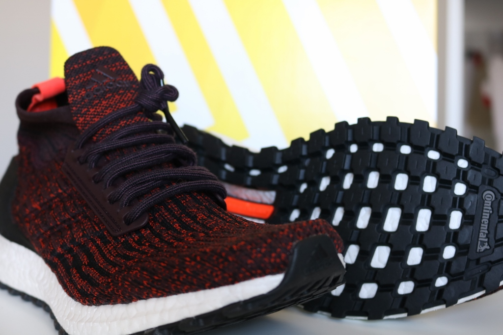 great prices the sale of shoes on feet images of 220€ - Le prix de la nouvelle adidas UltraBOOST All Terrain ...