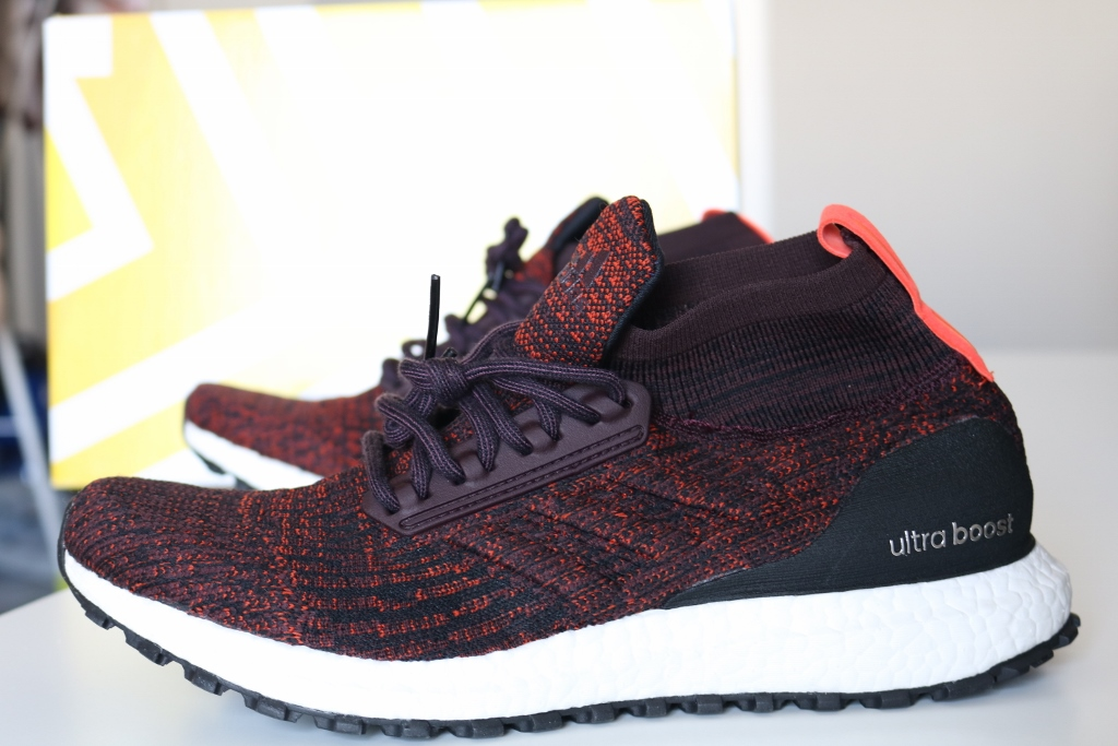 presenting size 7 to buy Reigning Champ x adidas Ultra Boost Mid ATR 2.0