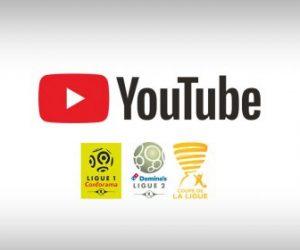 La Ligue 1 Conforama «cartonne» sur YouTube !