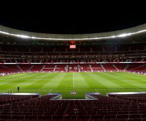 La Finale de l'UEFA Champions League au Wanda Metropolitano (Atlético de Madrid) en 2019