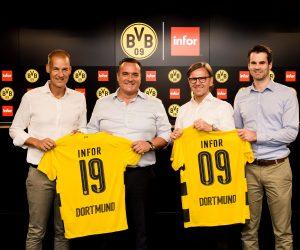 Après les Brooklyns Nets en NBA, Infor signe avec le Borussia Dortmund