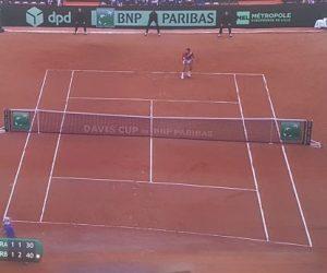 DPD renforce sa visibilité ce week-end auprès des Fans de tennis