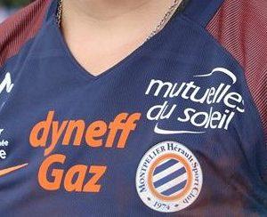 Ligue 1 – Montpellier s'explique sur la faute d'orthographe présente sur son maillot et logo