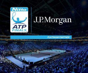 J.P. Morgan banque officielle des Nitto ATP Finals