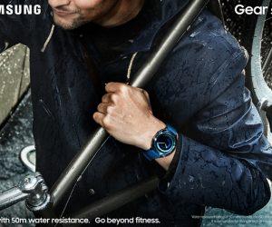 Samsung dévoile sa nouvelle montre connectée Gear Sport