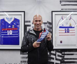 adidas met en scène Zidane et Beckham pour lancer sa nouvelle Predator Precision