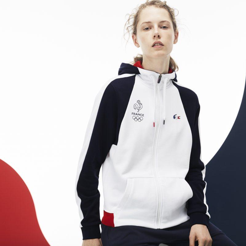 e5a8a543b7 Pyeongchang 2018 - Lacoste dévoile les tenues officielles de l ...