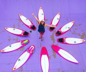Surf – Deux nouvelles stars rejoignent le Team Dakine