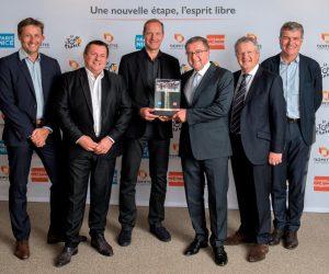 Domitys (Résidences Séniors) nouveau Fournisseur Officiel du Tour de France
