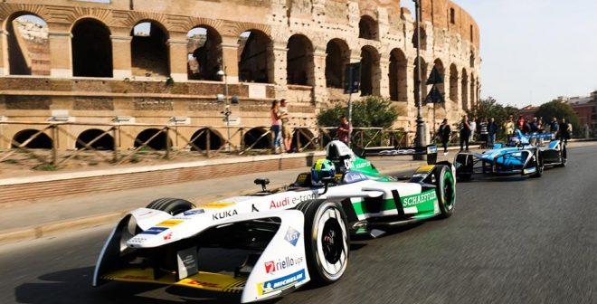 Droits TV – La Formula E sera désormais co-diffusée sur Eurosport et le Groupe Canal+