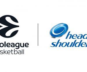 Head & Shoulders nouveau partenaire de l'Euroleague Basketball