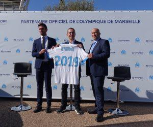 Sponsoring – L'Olympique de Marseille roule en Hyundai