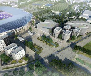 KOPSTER HOTEL, l'hôtel du Groupama Stadium se dévoile (14 millions d'euros)