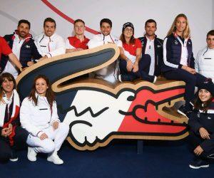 Pyeongchang 2018 – Lacoste dévoile les tenues officielles de l'Equipe de France Olympique (cérémonies, podiums, village)