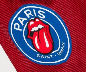 Le PSG s'associe aux Rolling Stones pour une collaboration «Rock'n Roll»