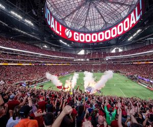 La Major League Soccer (MLS) enregistre de nouveaux records d'affluence dans ses stades en 2017