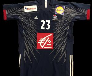 Lidl devient sponsor maillot des Equipes de France de Handball