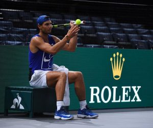 Tennis – Un prize money en augmentation au Rolex Paris Masters 2017