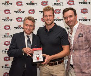 NHL – Tissot Horloger Officiel des Canadiens de Montréal