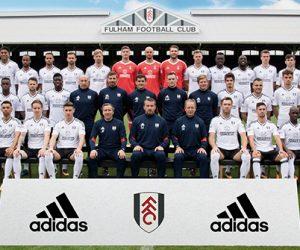 adidas équipementier de Fulham jusqu'au moins 2023