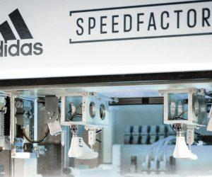 adidas met en scène sa Speedfactory