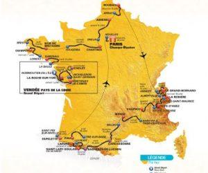 Le Tour de France 2018 se dévoile