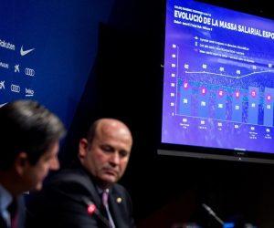 Le FC Barcelone prévoit un nouveau chiffre d'affaires record cette saison