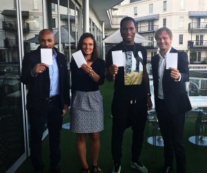 Peace and Sport accueille 9 nouveaux ambassadeurs dont Didier Drogba