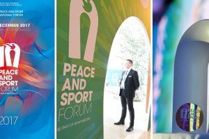Evènement – Comment acheter vos billets pour le Forum Peace and Sport 2017 (6-8 décembre à Monaco)