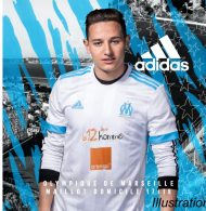 Orange sponsor maillot de l'Olympique de Marseille ?