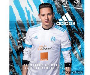 Orange sponsor maillot de l'Olympique de Marseille ?