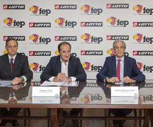 Padel Tennis – Lotto nouvel équipementier de l'Italie et l'Espagne