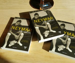 Concours – Nous vous offrons 3 livres «Neymar – Mon histoire»