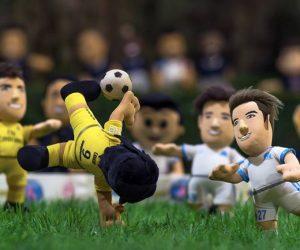 Concours – Nous vous offrons 4 Poupluches Neymar (PSG) et Thauvin (OM)