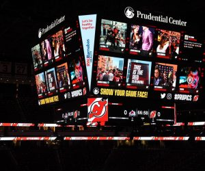 Fan Experience – Le Prudential Center (New Jersey Devils) accueille le plus grand scoreboard installé dans une Arena