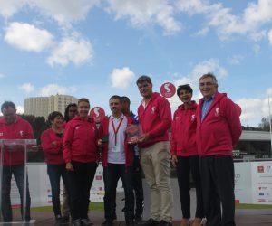Les Startups récompensées lors du second concours Sportup Summit
